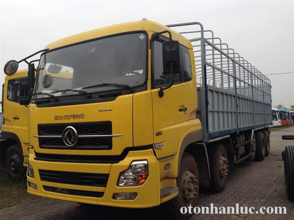 Xe tải thùng Dongfeng Hoàng Huy International 5 chân (10x4) L315