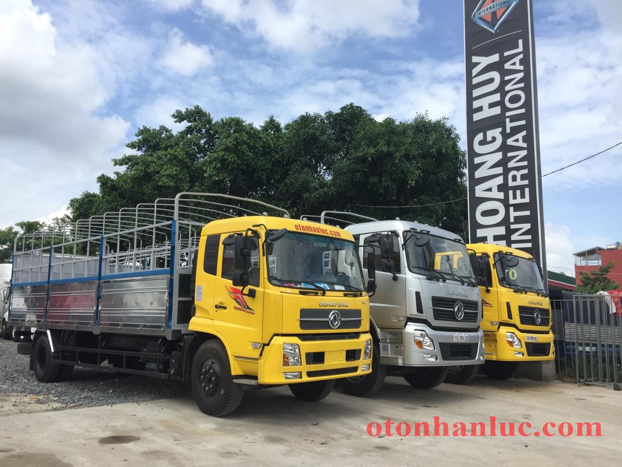 Giảm giá lớn khi mua xe Dongfeng Hoàng Huy