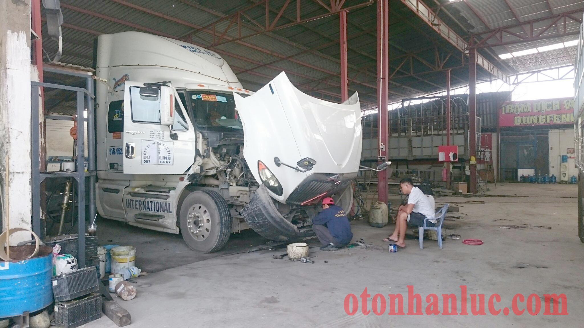 trạm dịch vụ bao hành - sửa chữa